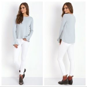 For Love And Lemons Sweaters - KNITZ Bell Sleeve NightCap Sweater & Free People